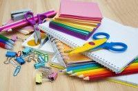 Školní potřeby
