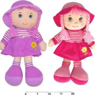 WIKY Hadrová panenka Simonka 40cm