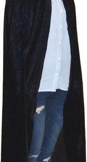 WIKY Černý plášť 130cm