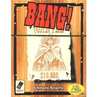 Společenská hra - Bang!