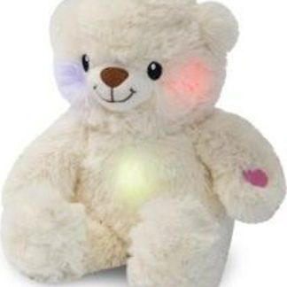 WIKY Svítící a hrací medvídek
