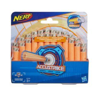 Nerf Accustrike náhradní šipky 24 ks