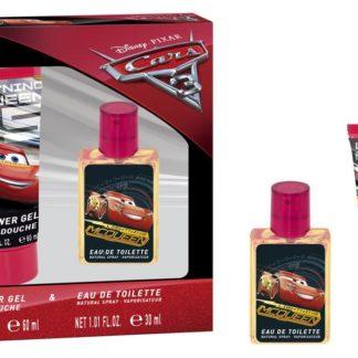 Dárková sada Cars EDT 30 ml + sprchový gel 60 ml