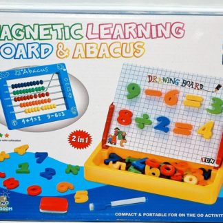 Tabulka kreslící s písmenky a počítadlem