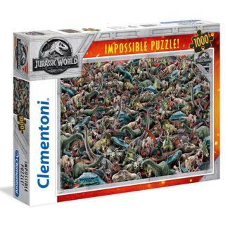 Puzzle Impossible 1000 dílků Jurský svět