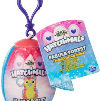 Vajíčko plyšovým přívěskem Hatchimals