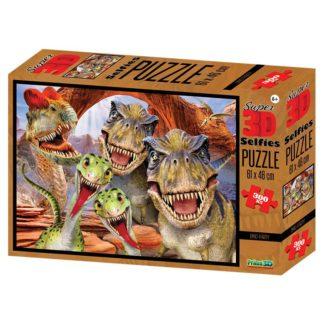 Puzzle 3D 300 dílků Party selfie