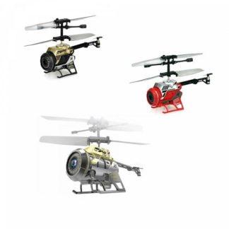 R/C Vrtulník s kamerou Nano Silverlit