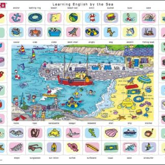 Puzzle Hodina angličtiny 370 dílků