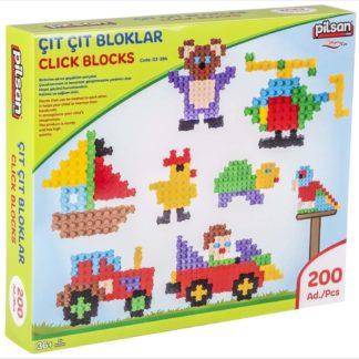 Stavebnice Click Blocks