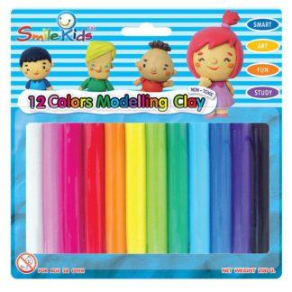 Modelína 12 barev