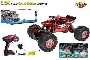 Auto RC Amphibious Crawler 4WD 1:12