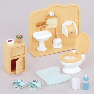 Toaleta a příslušenství set