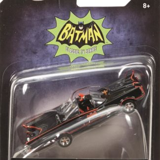 Hot Wheels prémiové auto - DC Batman 1:50