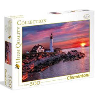 Puzzle 500 dílků maják