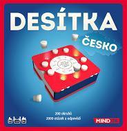 Společenská hra Desítka Česko