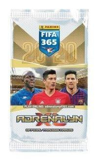 PANINI FIFA 365 2019/2020 - ADRENALYN karty