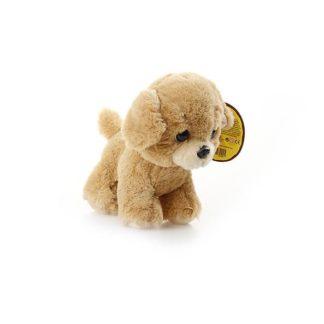 Plyšové zvířátko Zlatý retrívr 17 cm