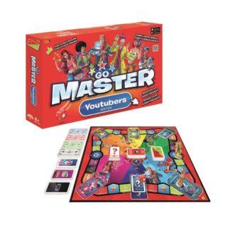 Společenská hra Go Master