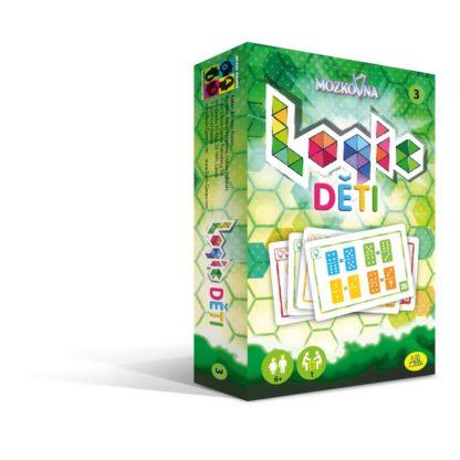 Mozkovna Logic 3 - děti