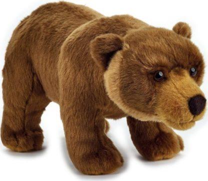 National Geographic plyšák Medvěd 27 cm