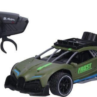 Wiky RC Auto RC 24 cm - zelená barva
