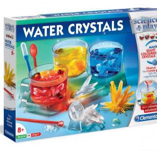 Dětská laboratoř - Výroba vodních krystalů