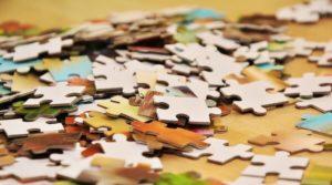 Jak nalepit puzzle